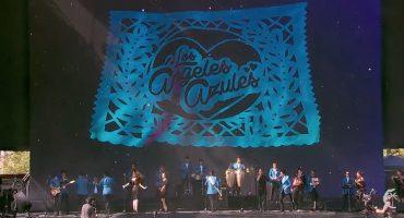 ¡Sigue aquí la presentación de Los Ángeles Azules en Coachella 2018!