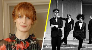 ¡Mira a Florence Welch y Arcade Fire tocar 'Dog Days Are Over'!