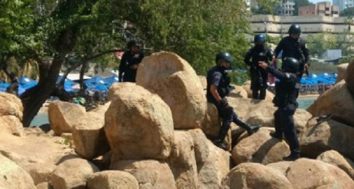 Asesinato en playa de Caletilla