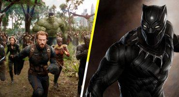 Avengers no logra superar a Black Panther