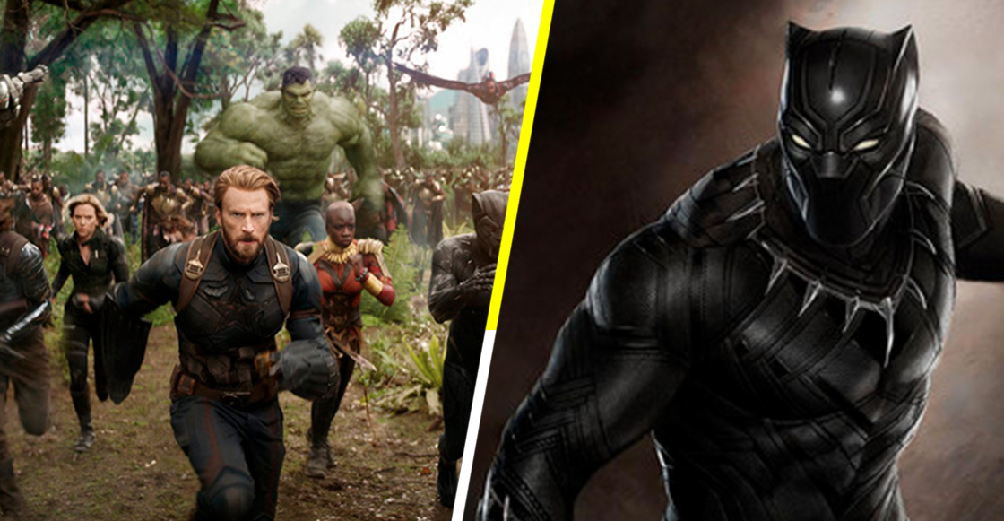 Avengers no logra superar a Black Panther