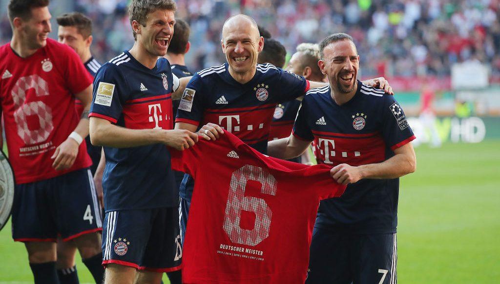 Bundesliga-Bayern-Munich-Campeón-Futbol-Alemán-Augsburg