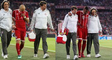 Real Madrid le deja un nuevo hospital al Bayern Munich 🚑