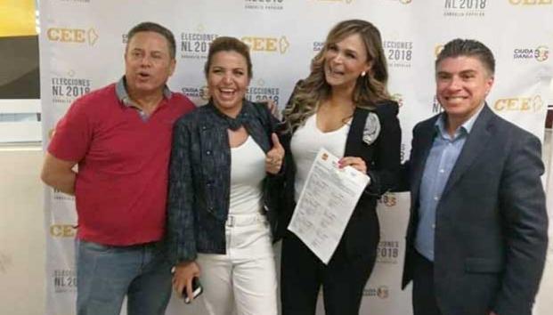 Brenda y Mayito Bezares