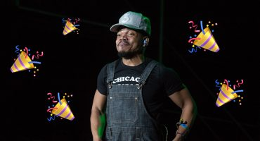 Kanye, Drake, The Killers... este es el playlist de cumpleaños 25 de Chance The Rapper
