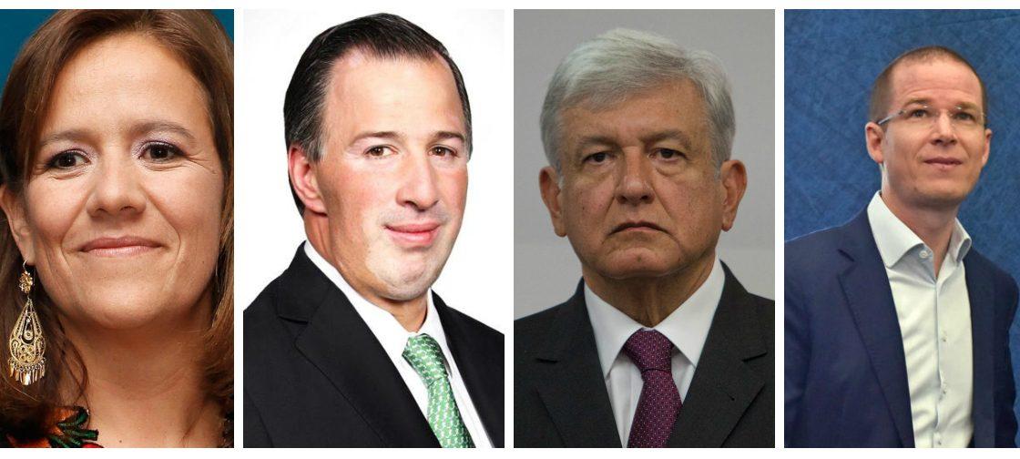 Elecciones presidenciales México 2018
