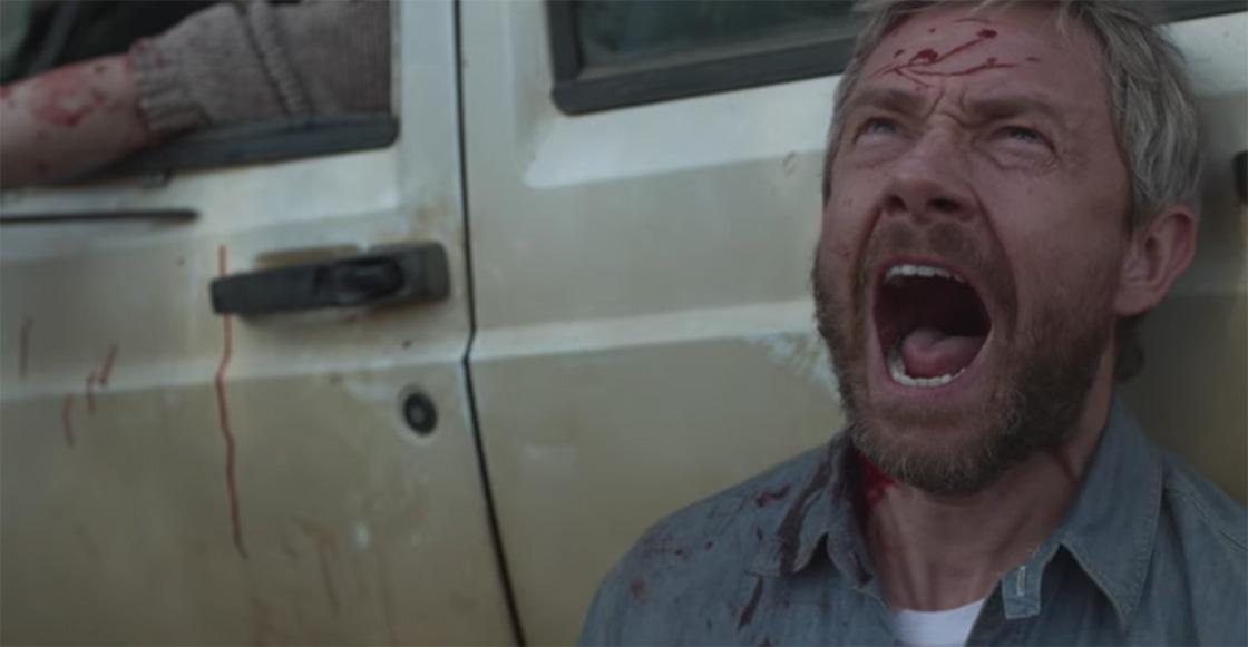 Échale un zombie a la herida con el nuevo tráiler de 'Cargo' de Netflix