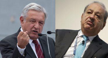 Elecciones 2018, día 18: AMLO vs Slim y