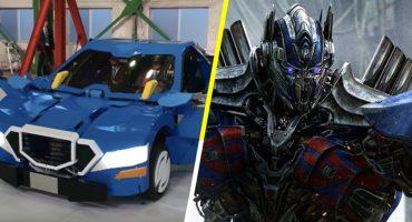 ¿Optimus Prime, eres tú? Este robot puede convertirse en un automóvil 😱