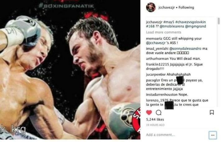 chavez-golovkin-pelea