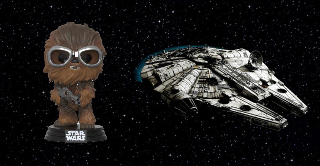 Funkos de Star Wars aquí