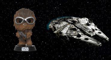 ¡Ya llegaron los Funkos de 'Solo: A Star Wars Story'!