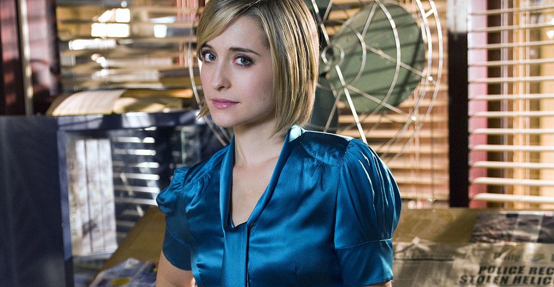 Arrestan a Allison Mack, mejor conocida como Chloe Sullivan en 'Smallville', por tráfico sexual
