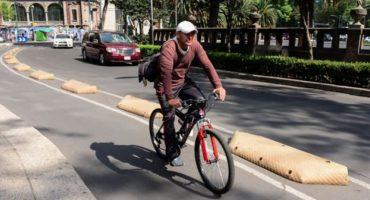 """""""Sí puedo rodar"""": El Gobierno de la CDMX presenta su guía ciclista"""