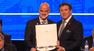 La CONMEBOL quiere 48 selecciones a partir del Mundial del 2022