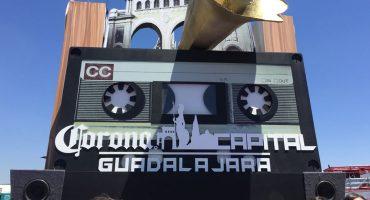 ¡Sigue por acá el minuto a minuto de la primera edición del Corona Capital Guadalajara! 🎸