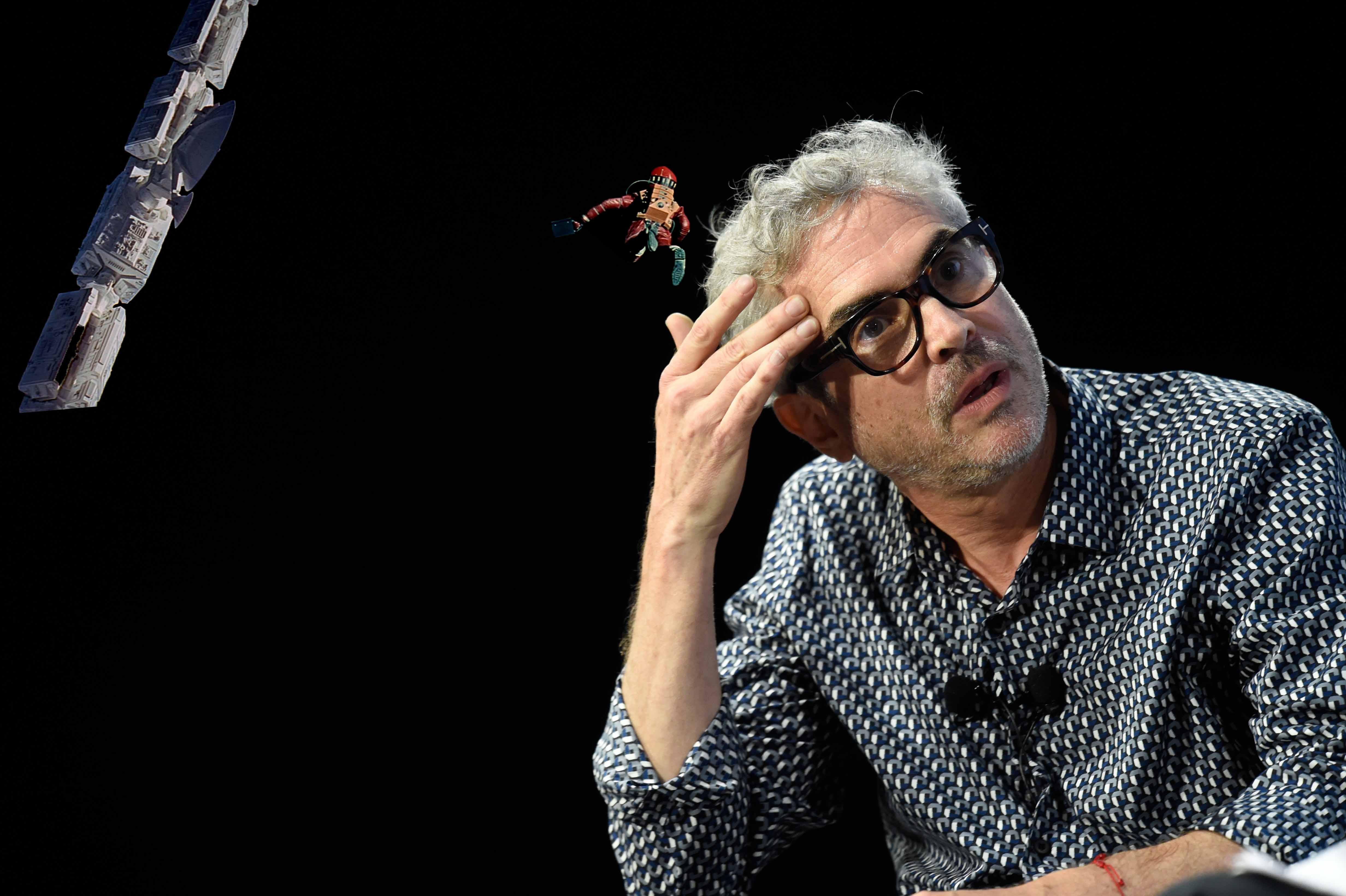 Alfonso Cuarón no vio '2001: A Space Odyssey' antes de hacer 'Gravity'… ¿por?