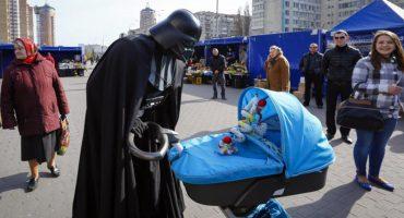 Saquen a su niño interior y vayan a festejar en la Gran Feria Star Wars