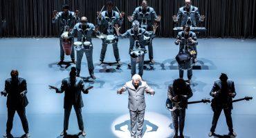 15 imágenes de cómo se vivió el concierto de David Byrne en la CDMX