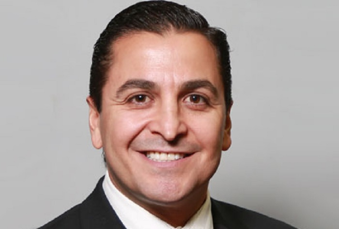 David Homero Palafox, candidato PRI a Diputado Federal