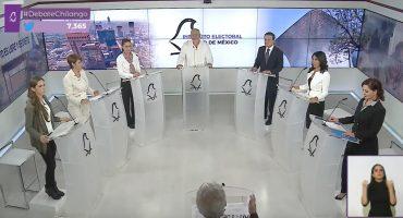 Por falta de seguridad, se cancela el debate de la CDMX en la UNAM
