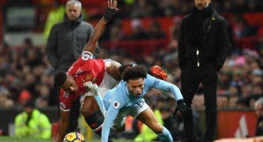 Manchester City se puede coronar en la Premier League contra el Manchester United