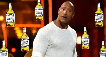 Try it on the rocks! Dwayne Johnson lanza su propia marca de tequila 😮