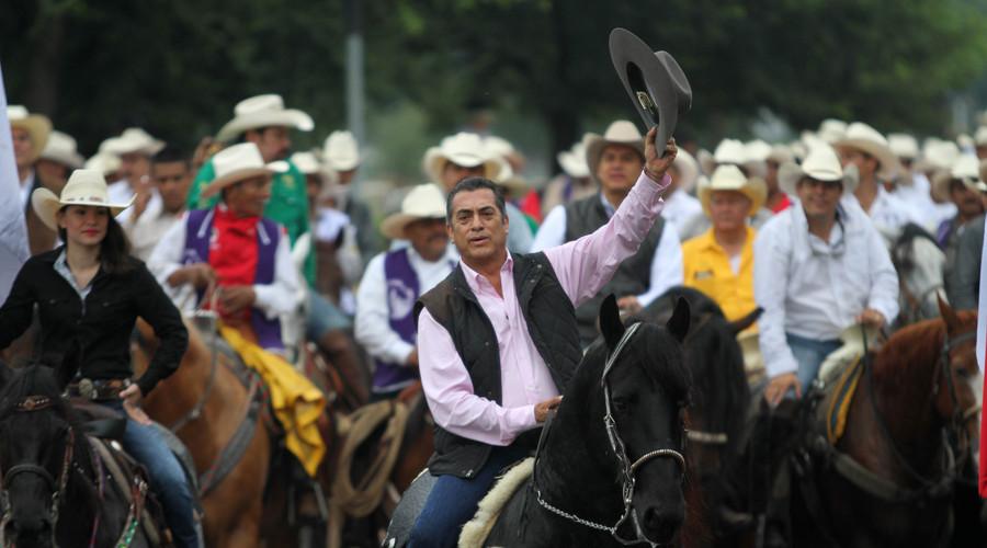 Candidato independiente, Jaime Rodríguez Calderón, El Bronco