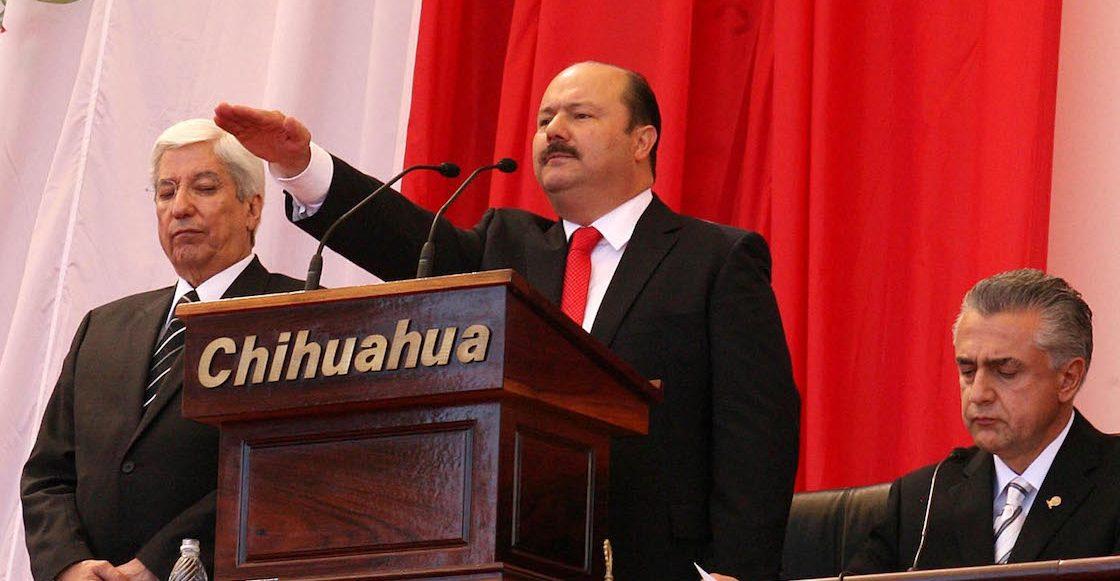 César Duarte extradición
