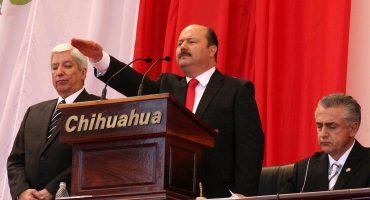 Cae excontadora de César Duarte por el desvío de 20 millones de pesos