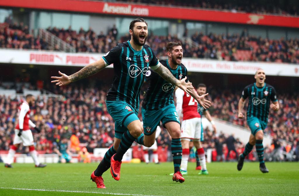 Premier-League-Arsenal-Southampton-Charlie-Austin