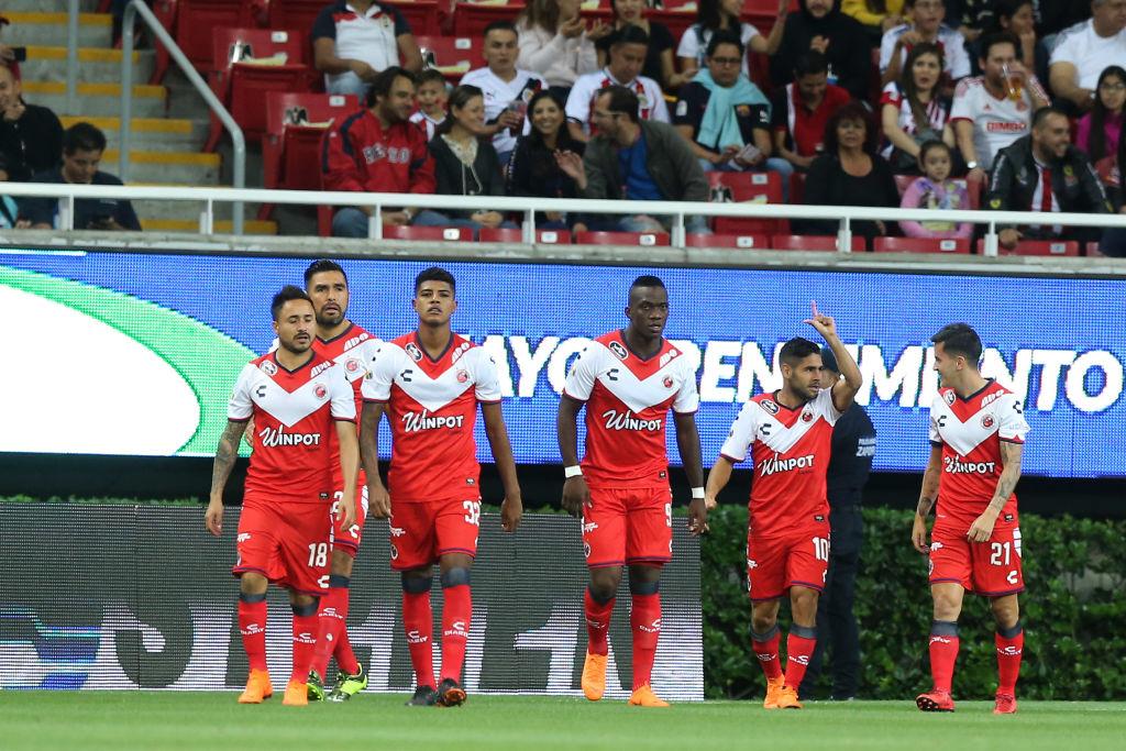 Veracruz-Chivas-Tiburones-Rojos-Keko-Gol-Clausura-2018-Liga-MX