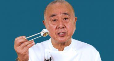 La forma correcta de comer sushi explicada por Nobu Matsuhisa