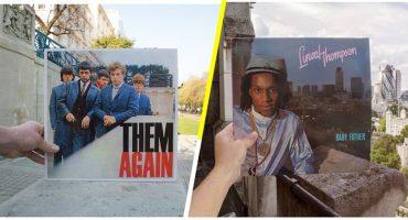 Un fotógrafo pasó 10 años buscando los lugares que crearon las portadas de algunos discos
