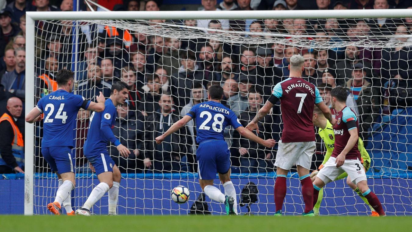 Premier-League-Chelsea-West-Ham-Gol-Azpilicueta