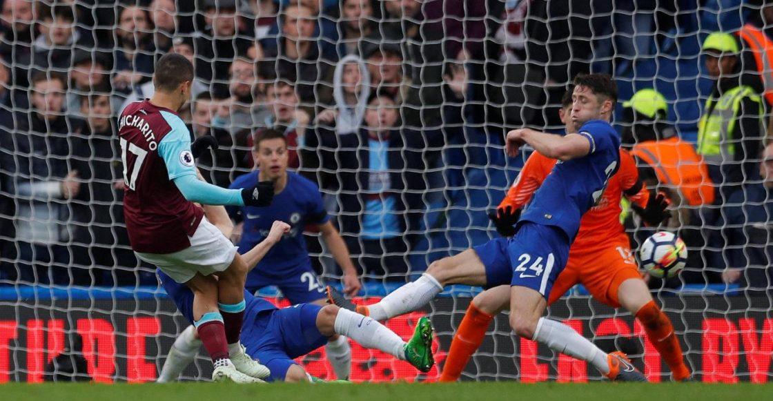 Premier-League-Chicharito-West-Ham-Chelsea-Gol