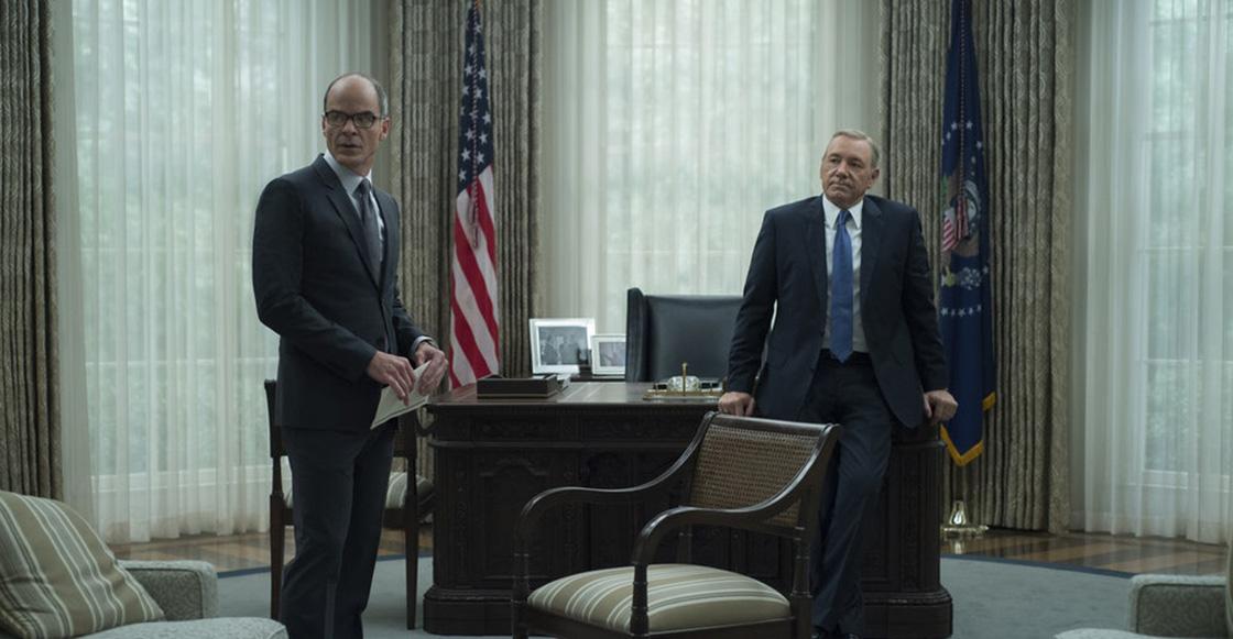 'Fue desgarrador': Michael Kelly habla sobre la salida de Spacey de 'House of Cards'
