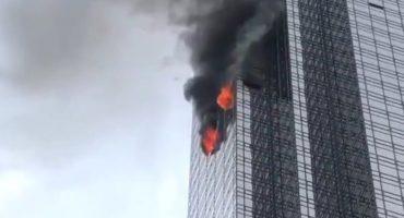 Incendio en la Trump Tower, en Nueva York, deja un muerto