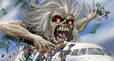 ¡Más a la colección! Iron Maiden comparte sus nuevas máscaras y están bien Eddie