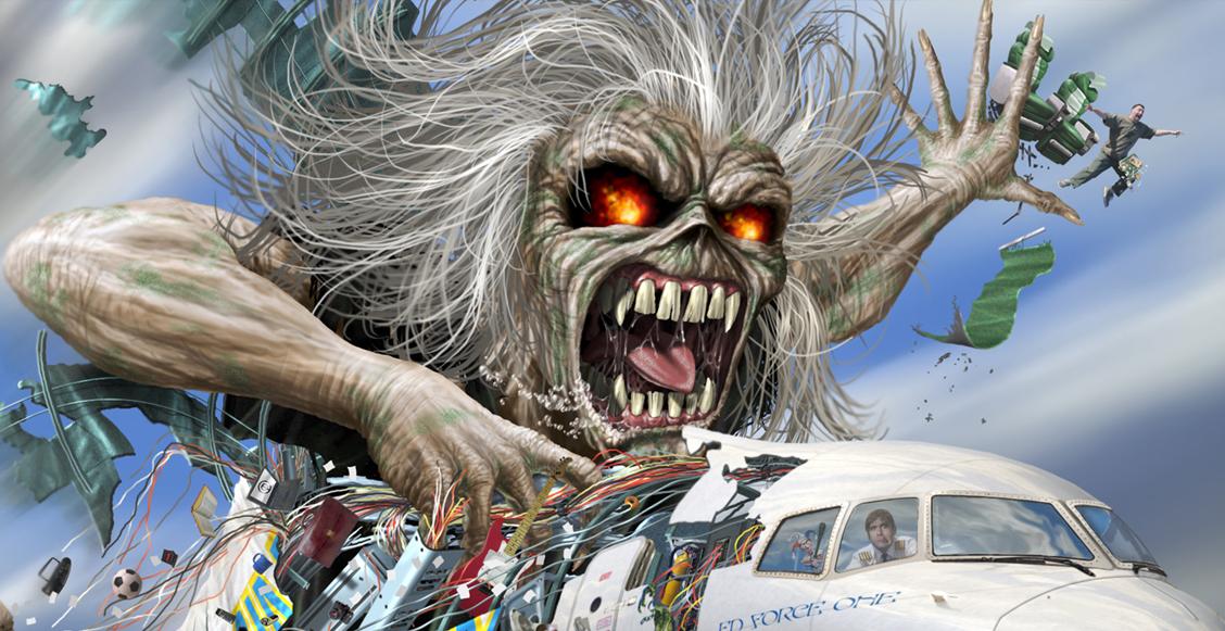 Iron Maiden y nuevas máscaras