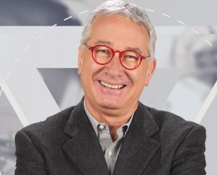El periodista Javier Solórzano