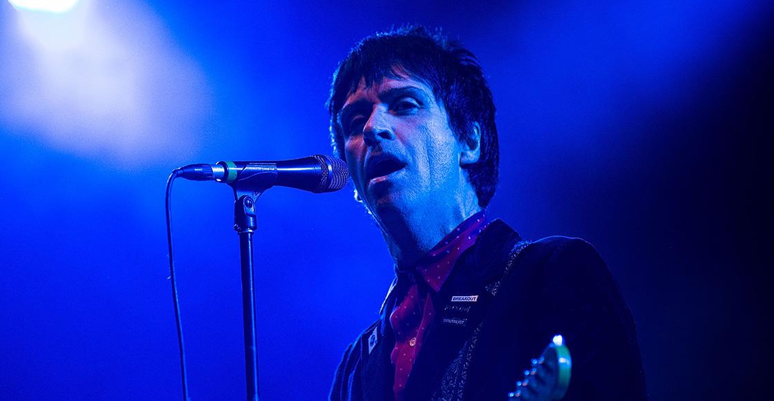 Johnny Marr de The Smiths anuncia nuevo disco 'Call The Comet' con el sencillo 'The Tracers'