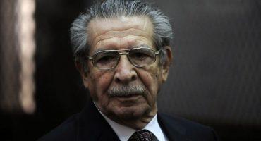 Jose Efraín Rios Montt, ex dictador guatemalteco acusado de genocidio, falleció a los 91 años