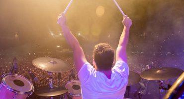 ¿Quién es José Luis, el baterista mexicano que tocó junto a The Killers?
