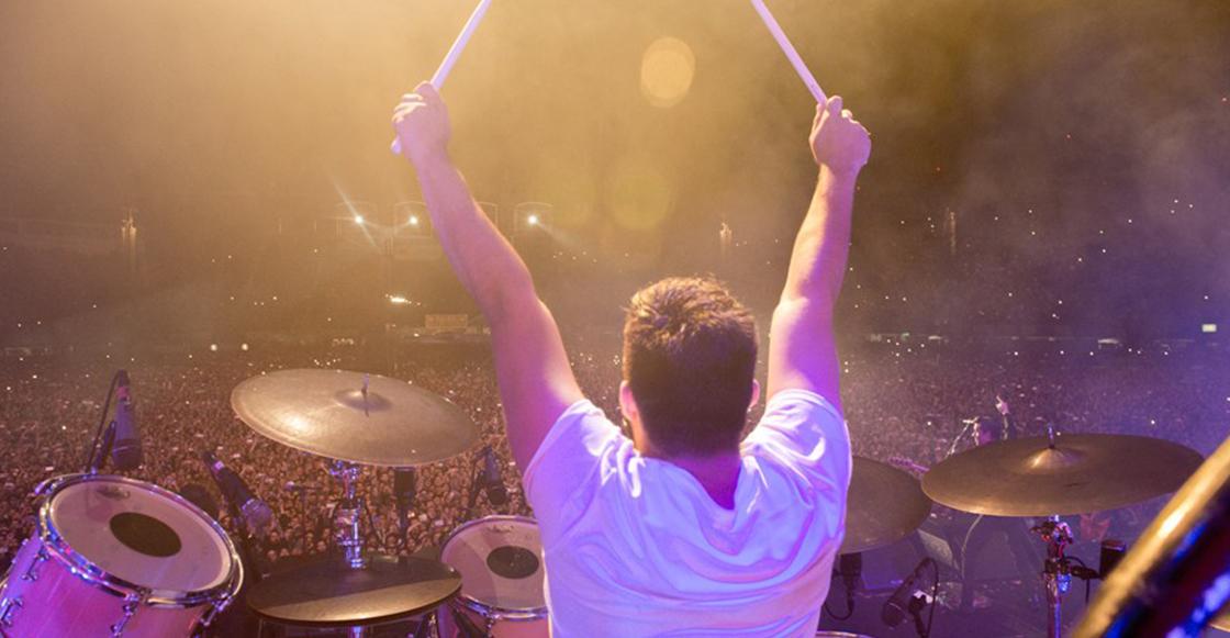 ¿Quién es José Luis, el baterista que tocó con The Killers?
