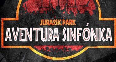 Lánzate a ver Jurassic Park... ¡CON ORQUESTA SINFÓNICA!