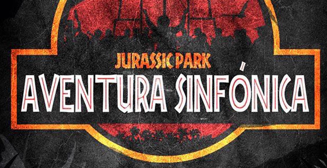 Jurassic Park con orquesta