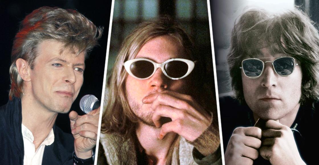 Un genio conviritó las firmas de Bowie, Cobain y Lennon en tipografía para computadora