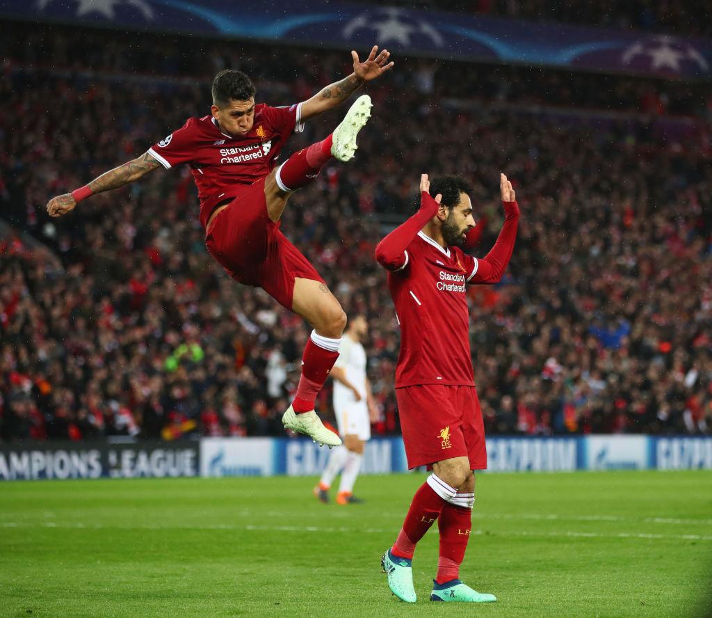Roma vs Liverpool