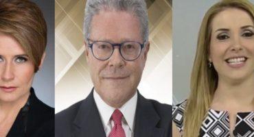¡Habemus formato de primer debate presidencial! Maerker, Uresti y Sarmiento los moderadores